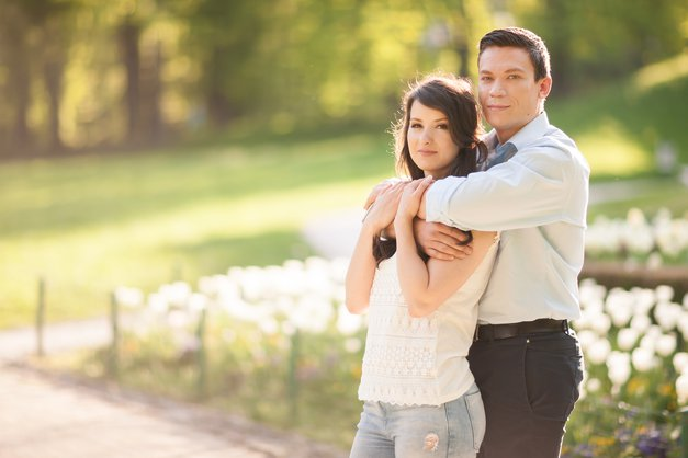 Spoznala sva se na ona-on.com, letos se poročiva! (foto: ona-on.com)