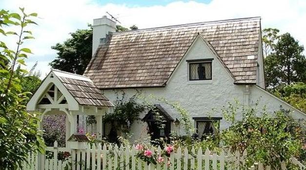 Pravljična hiška iz sanj