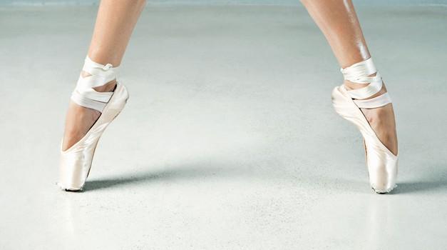 Bi imela postavo kot balerina? Beri naprej ... (foto: Getty Images)