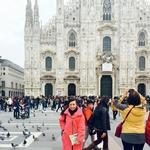 S Cosmom sem svoje potepanje po Milanu delila novinarka  Karin Bizjak.  (foto: Karin Bizjak, Shutterstock, profimedia, promocijsko gradivo)