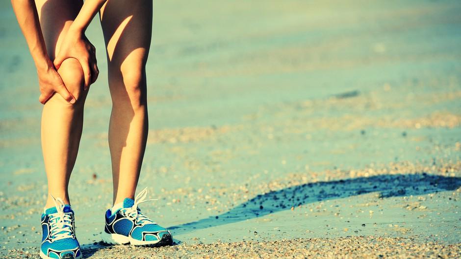 5 najpogostejših športnih poškodb (in kako jih preprečiti) (foto: Shutterstock)