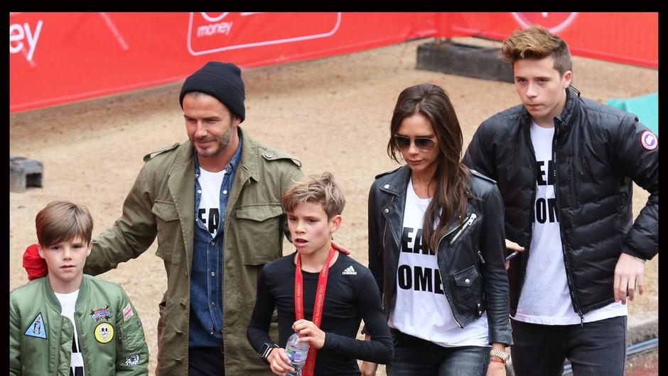 """Victoria Beckham: """"Najini otroci niso bili nikoli razvajeni"""" (foto: Profimedia)"""