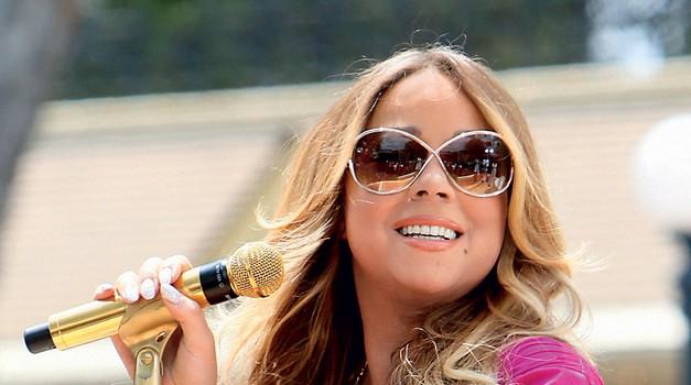 """""""Mariah živi v zlati kletki."""" (foto: Profimedia)"""