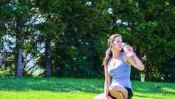 Ali ti pitje vode pomaga shujšati?