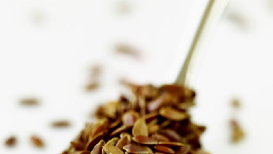 Laneno seme - Zakaj bi ga morala jesti vsak dan? (foto: Profimedia)