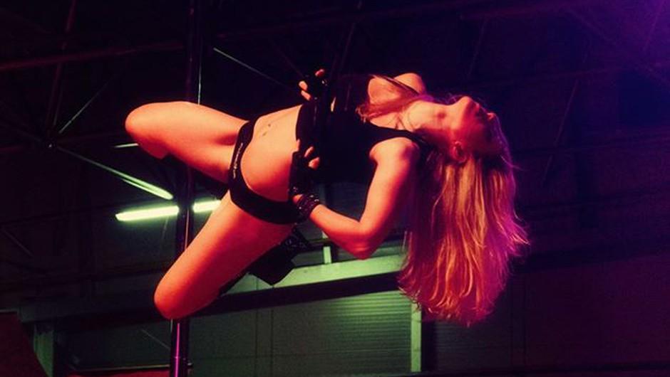 Vabljena na seksi plesni spektakel sredi Ljubljane (foto: promocijsko gradivo organizatorja)