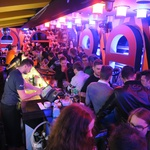 Bar na Nebotičniku je svoja vrata prvič odprl v četrtek, 5. marca. (foto: Goran Antley)