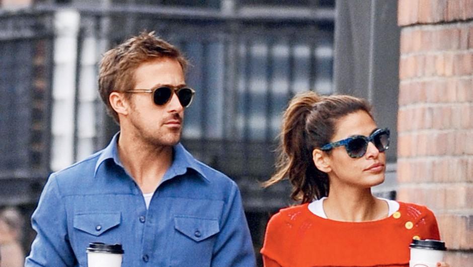 Razmerje Eve Mendes in Ryana Goslinga v hudi krizi?! (foto: Profimedia)