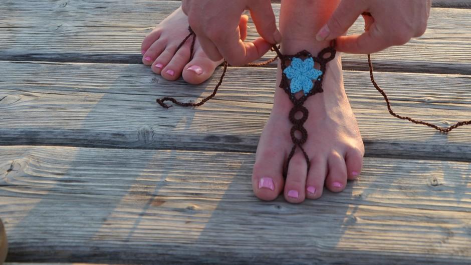 Kaj te poleti zadržuje v čevljih? (foto: Modni čevlji)