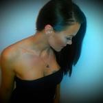 Rebeka Dremelj ima na prsih delfinčka (foto: Facebook)