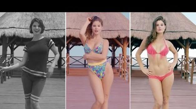 Video: Odličen hitri prikaz evolucije trendov kopalk (foto: Profimedia)