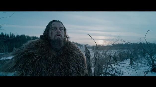Bo z vlogo v filmu Povratnik Leonardo končno osvojil oskarja? (foto: Profimedia)