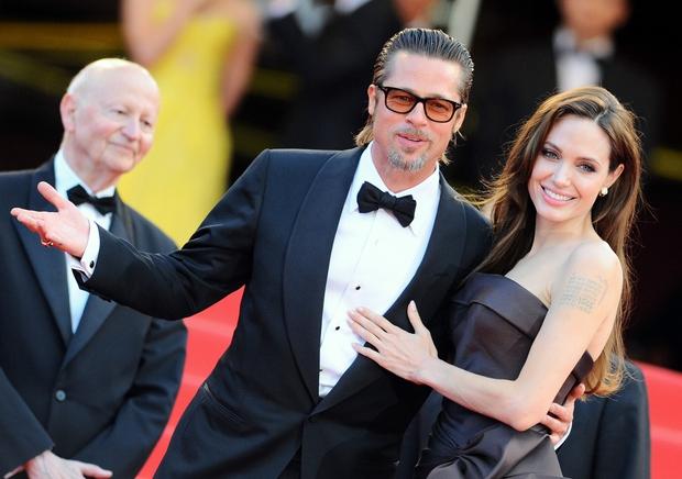 Brad Pitt in Angelina Jolie sicer trdno skrivata svojo zasebnost.