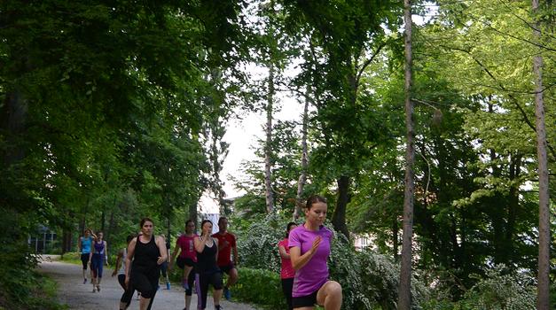 Vem, da ZMOREM preteči 10 kilometrov! (foto: Špela Hiršel)