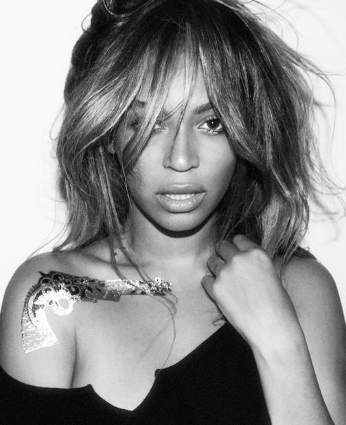 Beyoncé lansirala svojo linijo kovinskih tatujev!