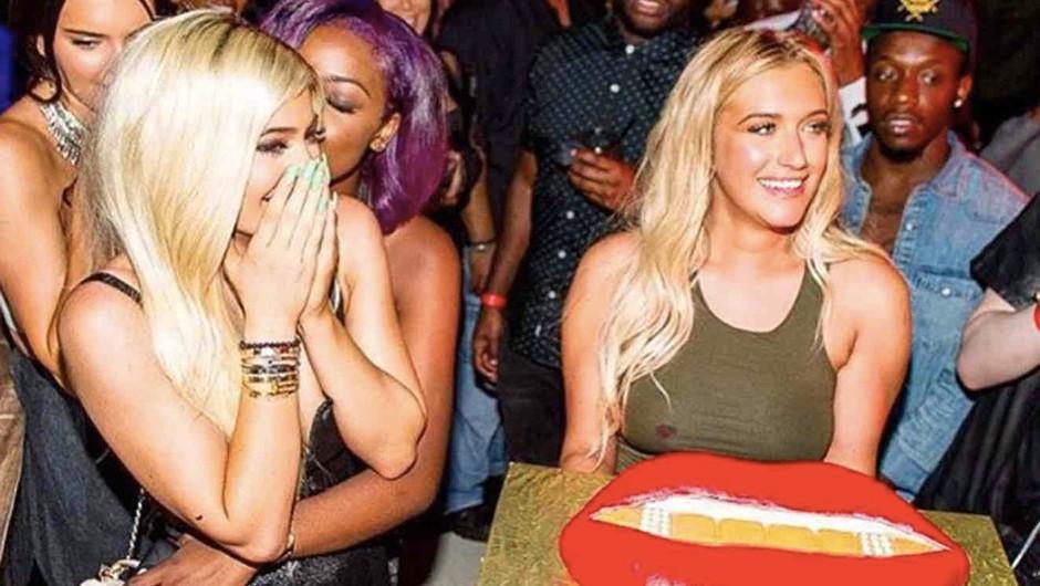 Kylie Jenner: 10 stvari, ki jih nisi vedela o zabavi za njen 18. rojstni dan (foto: Profimedia)