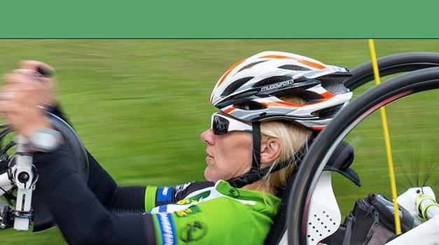 Zavrti Slovenijo in pomagaj zbrati sredstva za kolo za invalide (foto: Zavrtimo Slovenijo)