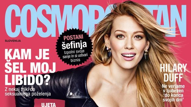 Jutri izide novi Cosmo! Tokrat še posebej bogat! (foto: Cosmopolitan)