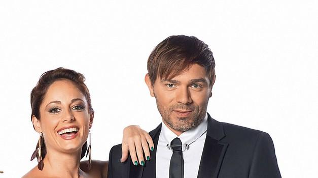 Lado Bizovičar in Ana Klašnja imata vročo skrivnost (foto: Pop TV)