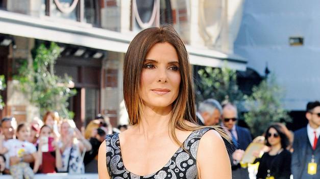 Sandra Bullock šokirana nad preteklostjo novega ljubimca (foto: Profimedia)