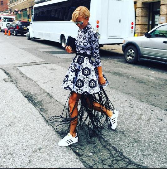 Anela Šabanagić je letos naravnost zažigala na newyorškem tednu mode, kjer je pritegnila obilo pozornosti. Najbolj nas je navdušila s …