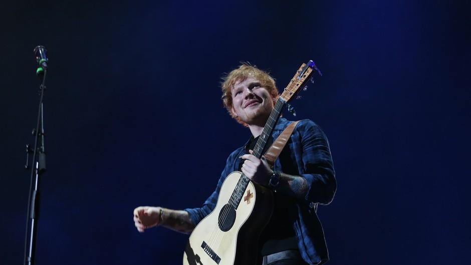 Ed Sheeran v živo iz Londona v tvojem najbližjem kinu (foto: Profimedia)