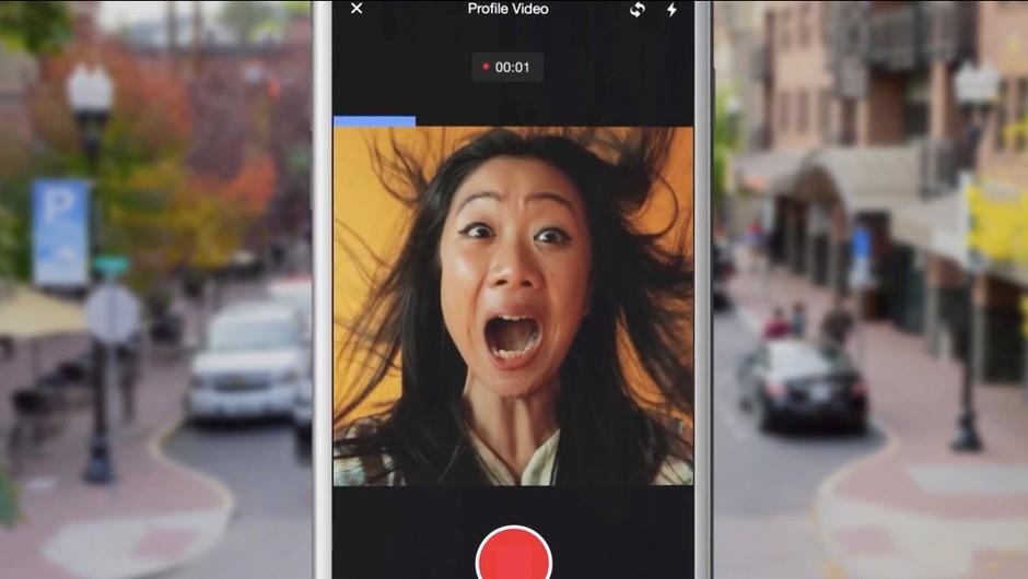Namesto fotografije odslej kratek videoposnetek! (foto: Vimeo print screen)