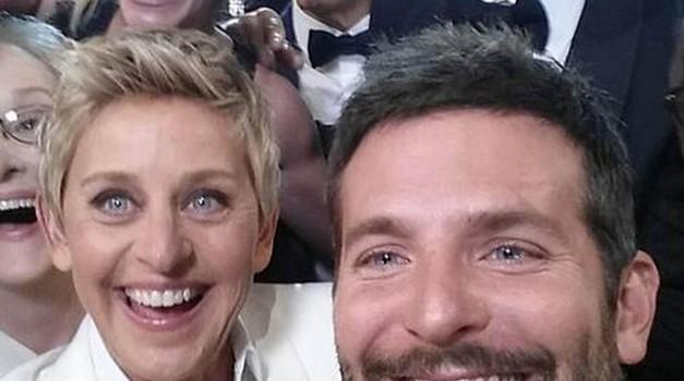Bradley z Ellen posnel noro zabaven video (foto: Profimedia)