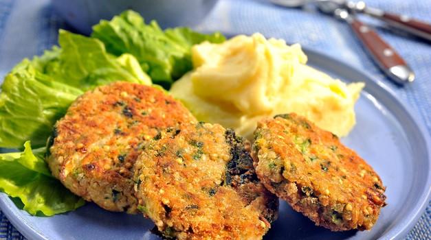 Sobotni recept: Ajdovi burgerji (foto: Profimedia)