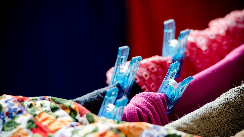 Zakaj perila ne bi smela sušiti v stanovanju? (foto: Shutterstock)