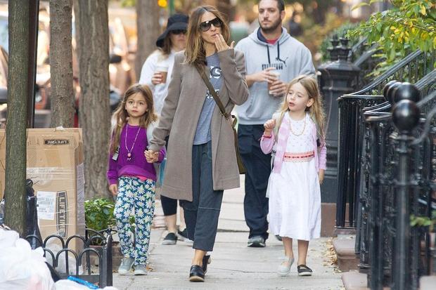 Dvojčici Sarah Jessice Parker sta pravi modni navdih