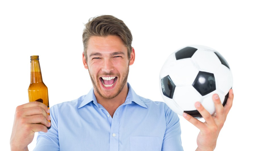 Iz moških ust: Ženske, pustite nam, da smo pravi moški! (foto: Shutterstock)