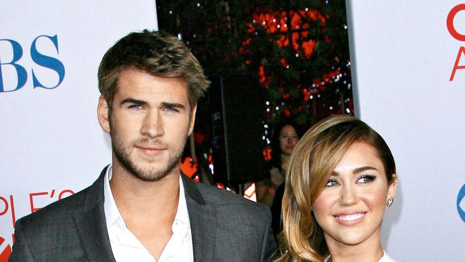 Liam Hemsworth prekinil molk in odkrito spregovoril o svoji bivši punci Miley Cyrus (foto: Profimedia)