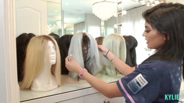 Kyliejine lasulje so vseh barv.