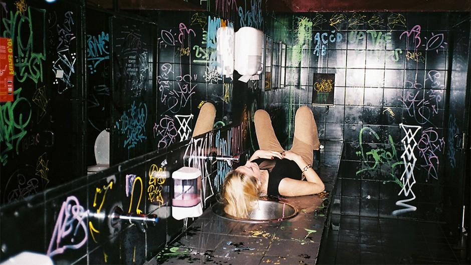 Tako žalostne so podobe prekomernega opijanja (foto: Sara Bezovšek)