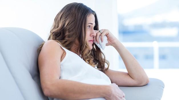 Sem noseča in brez partnerja - kaj naj naredim? (foto: Profimedia)