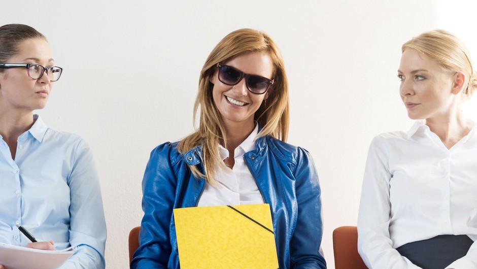 Ne dobiš službe? Preveri, da ni kriv tvoj CV! (foto: Getty Images)