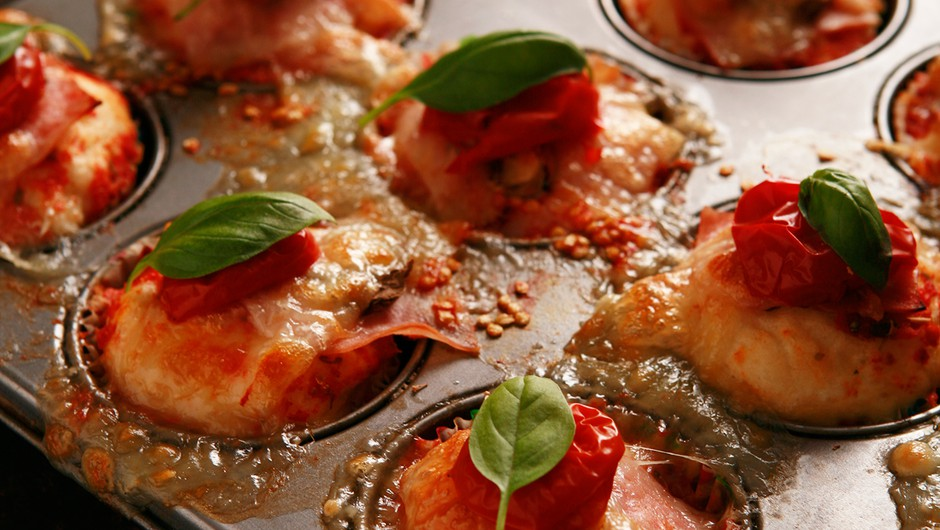 Recept: Pica mafini - Top ideja za zabavo! (foto: Peter Bratuša)