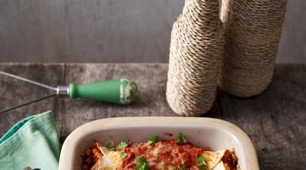 Sobotni recept: Enchiladas - božanska mehiška jed (foto: Profimedia)