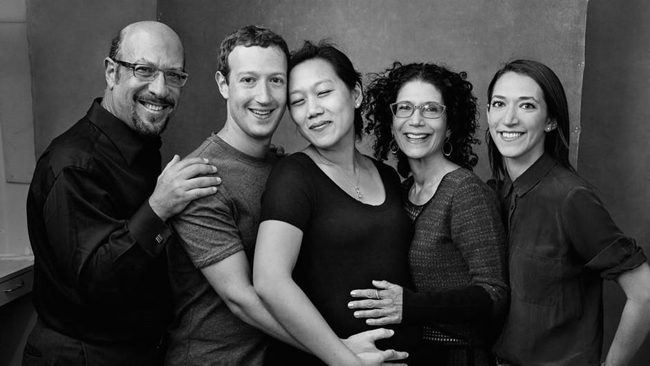 Po treh spontanih splavih naposled hčerka - oglej si prvo fotografijo! (foto: Facebook)