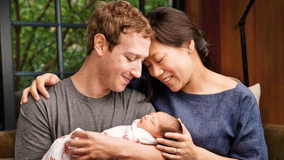 Razkrivamo, kdo je ženska, ki stoji za ustanoviteljem Facebooka Markom Zuckerbergom (foto: Profimedia)