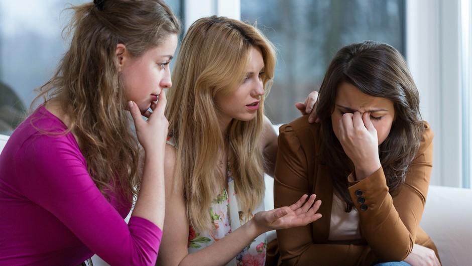 Teh nasvetov prijateljic raje ne upoštevaj (foto: shutterstock)