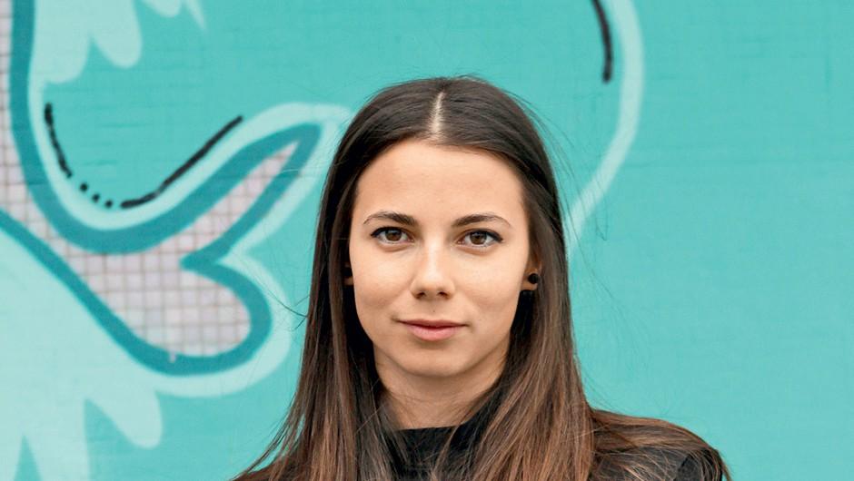Petja Zorec: Slovenka, ki se je lotila mode za največjo svetovno manjšino! (foto: Goran Antley)
