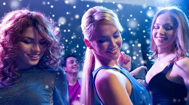 So med tvojimi novoletnimi zaobljubami ples, zabava in spoznavanje novih ljudi? Vir: Shutterstock (foto: shutterstock)