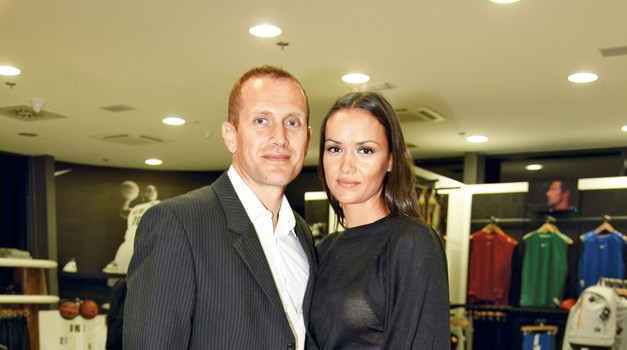 Alenka in Jure Košir naj bi bila tik pred ločitvijo! (foto: Helena Kermelj)