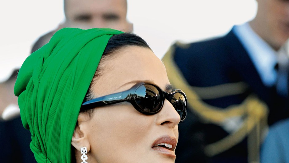 Prva dama Katarja je prava modna ikona Bližnjega vzhoda (foto: Profimedia)