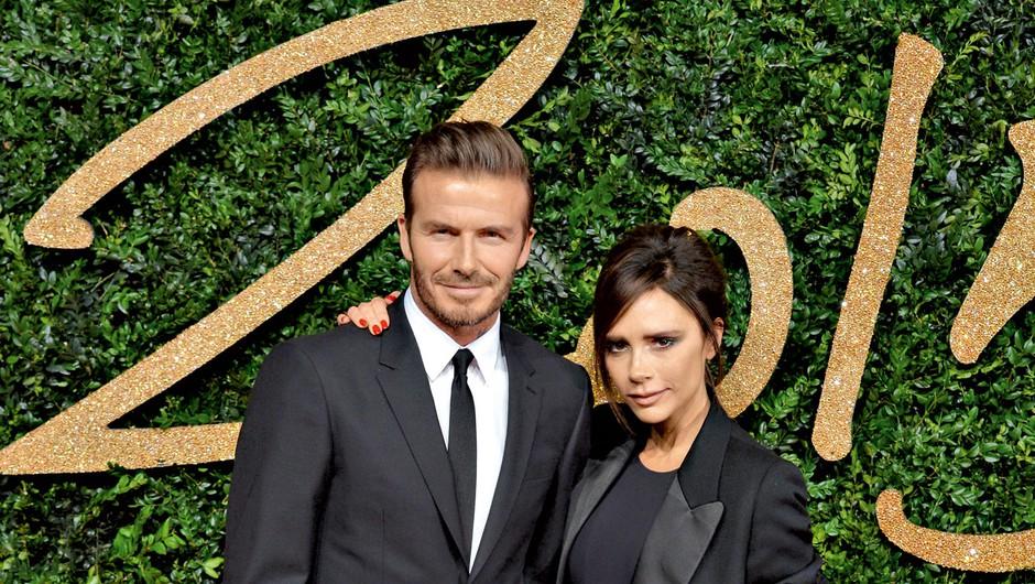 Poglej, s čim zakonca Beckham sosedom parata živce! (foto: Profimedia)