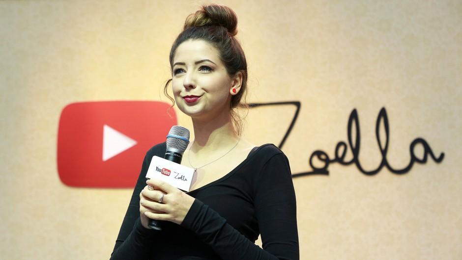 Izdala je nadaljevanje prvega romana Spletna punca (Girl Online)!  (foto: Profimedia)