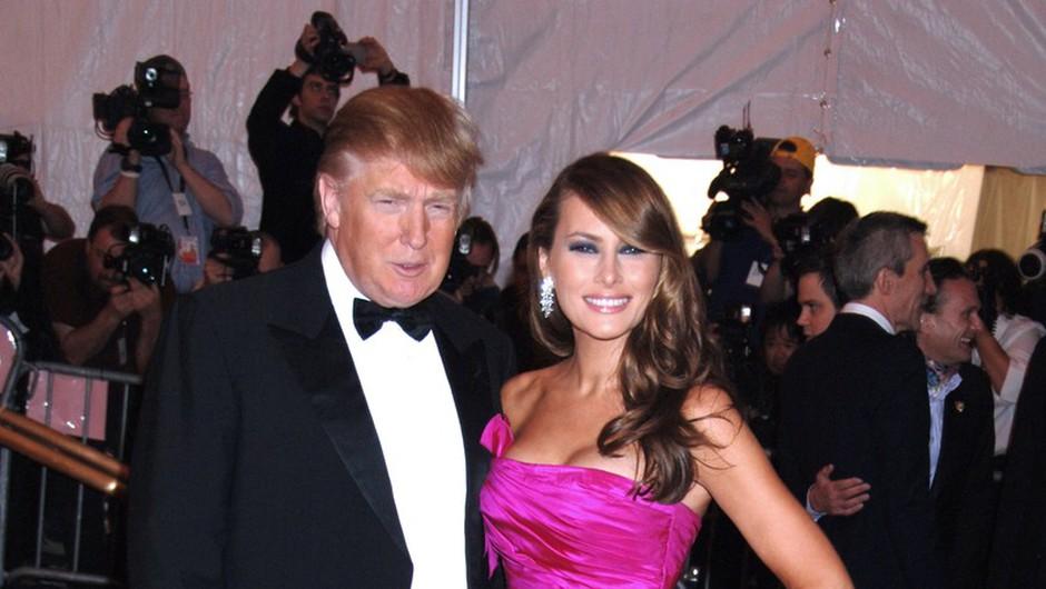 Ameriške sanje: Kako je Melania spoznala Donalda Trumpa? (foto: Profimedia)