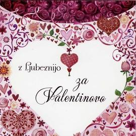 Super ideje za valentinovo ima tudi Pošta Slovenije!
